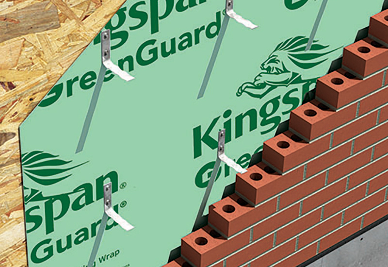 GreenGuard Insulation Standard Flashing