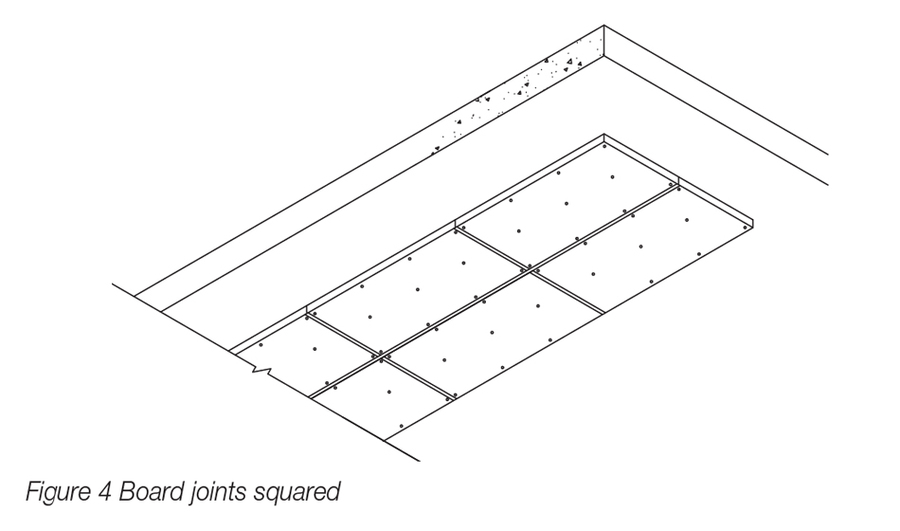 Kooltherm K10 White Installation Diagram_Joints Squared