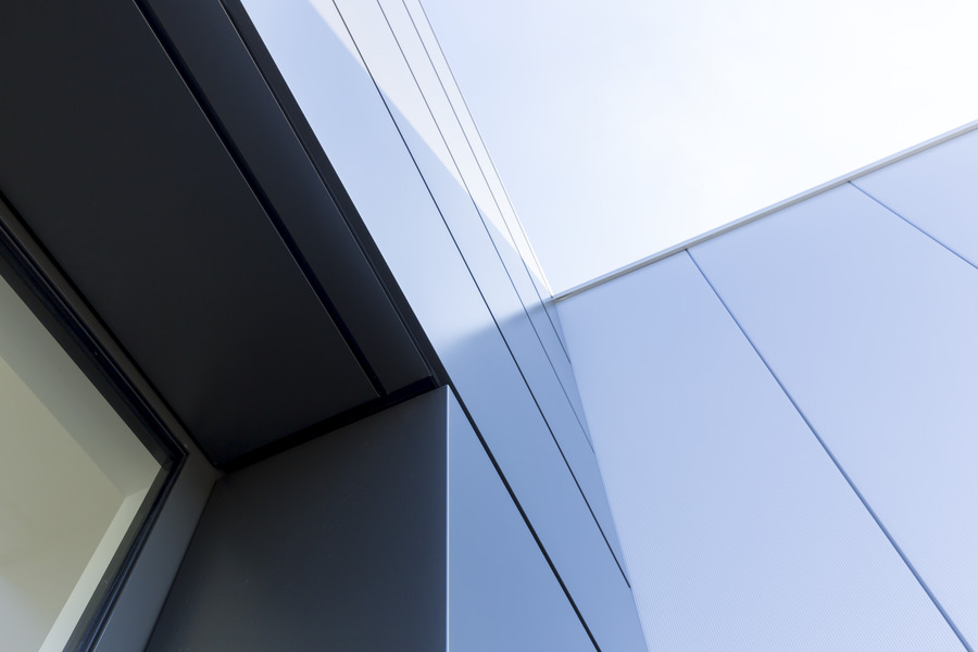 Kingspan Evolution facade system