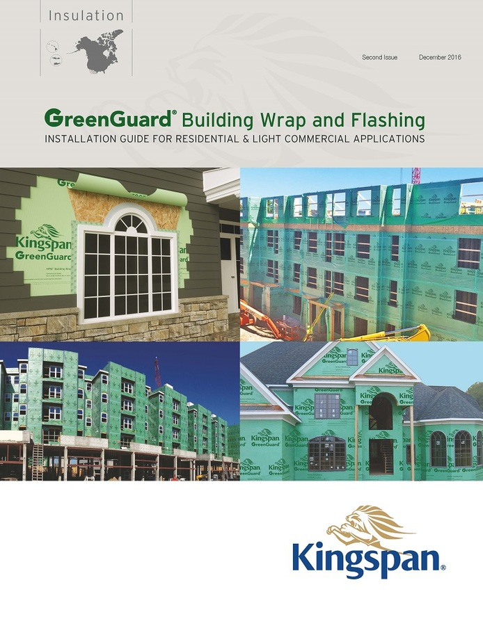 GreenGuard Building Wrap and Flashing_Installation Guide_US_CA_IMG