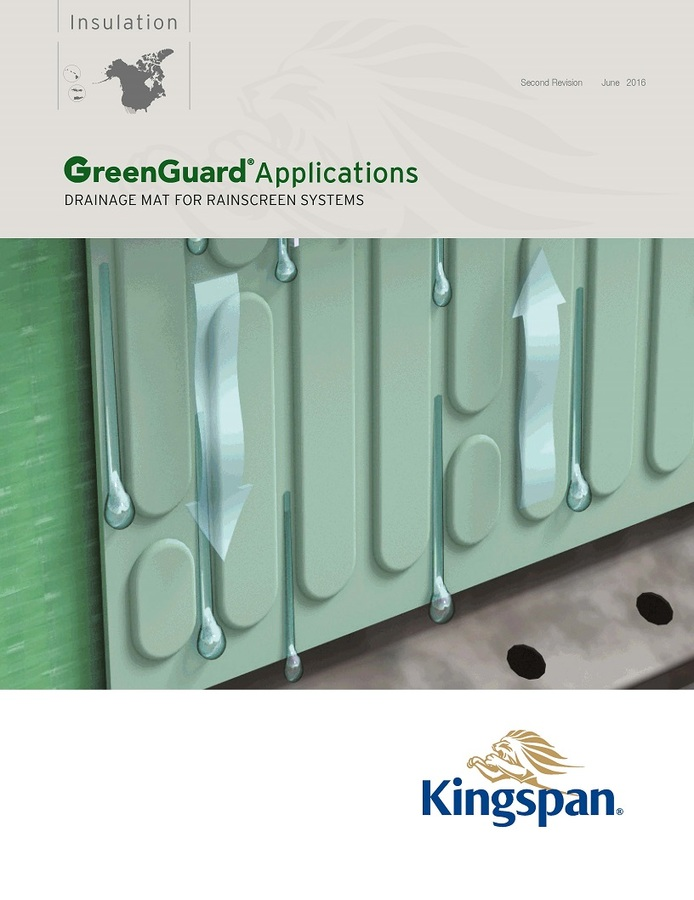 GreenGuard DC14 Drainage Mat_Brochure_US_1606_IMG