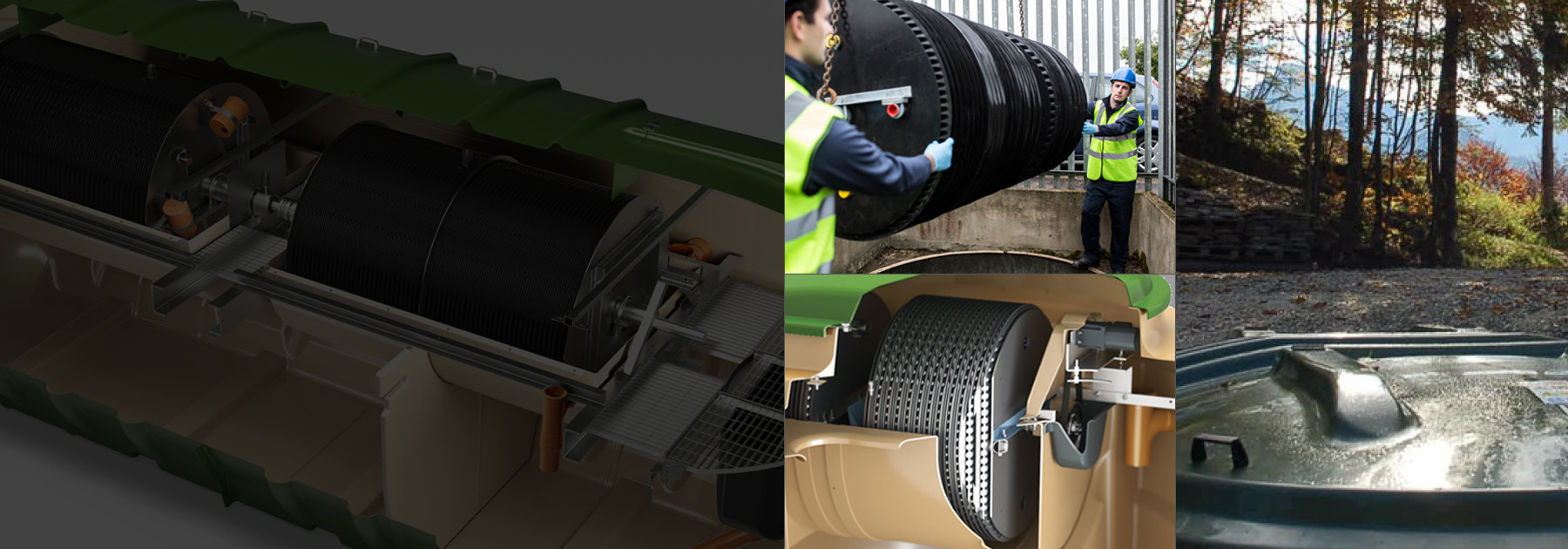 GR Sewage Treatment SUBPG