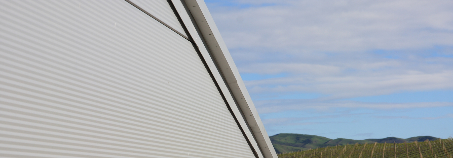 Kingspan Insulated Panel Systems Project YEALANDS ESTATE WINERY NZ Image