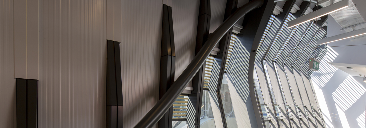 Kingspan Architectural Facades Systems Project - Maritime Museum AU Image