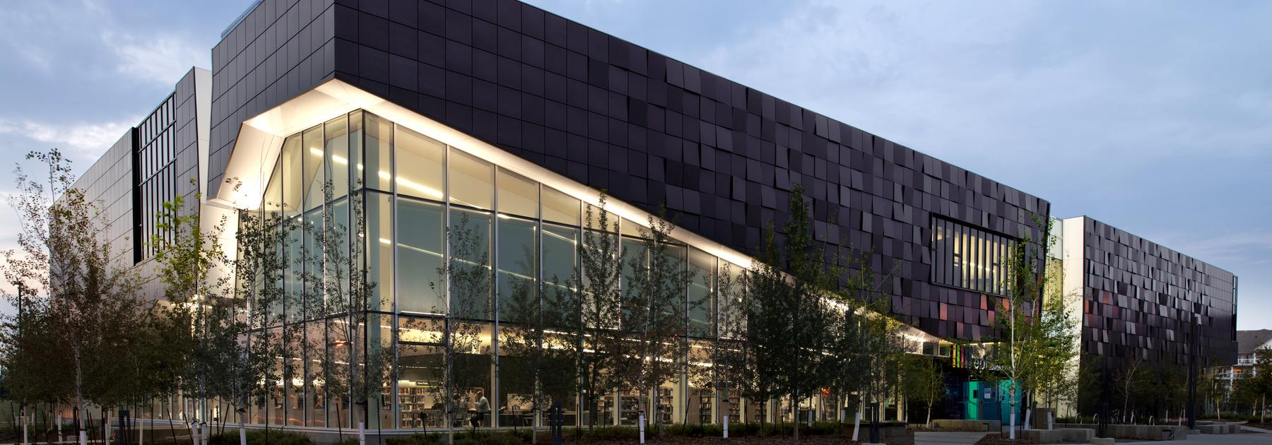 Architectural facade systems