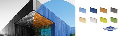 Kingspan Architectural Facades Systems PPC Colour Range Image