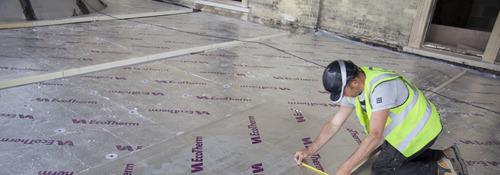Floor Insulation Ecotherm