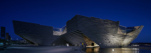 Kingspan in V&A Dundee