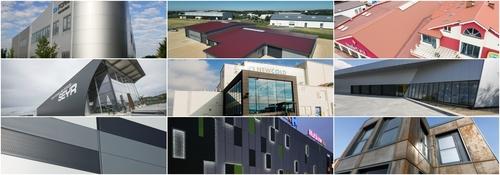 Projekty a referencie Kingspan