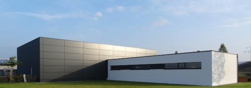 Ahaus, Germany, Designwall Evolution, Modular Facade Systems