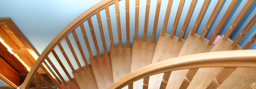 Kingspan Century staircase second fix