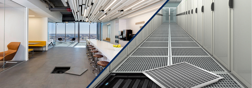 Access Floors for Data Centers