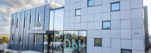 Kingspan IKON innovation centre