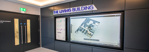 Kingspan IKON Digital Twin Screen