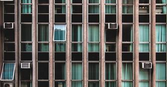 air-con building