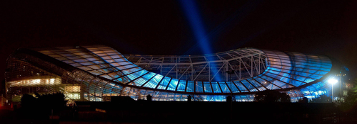 Aviva Stadium Night
