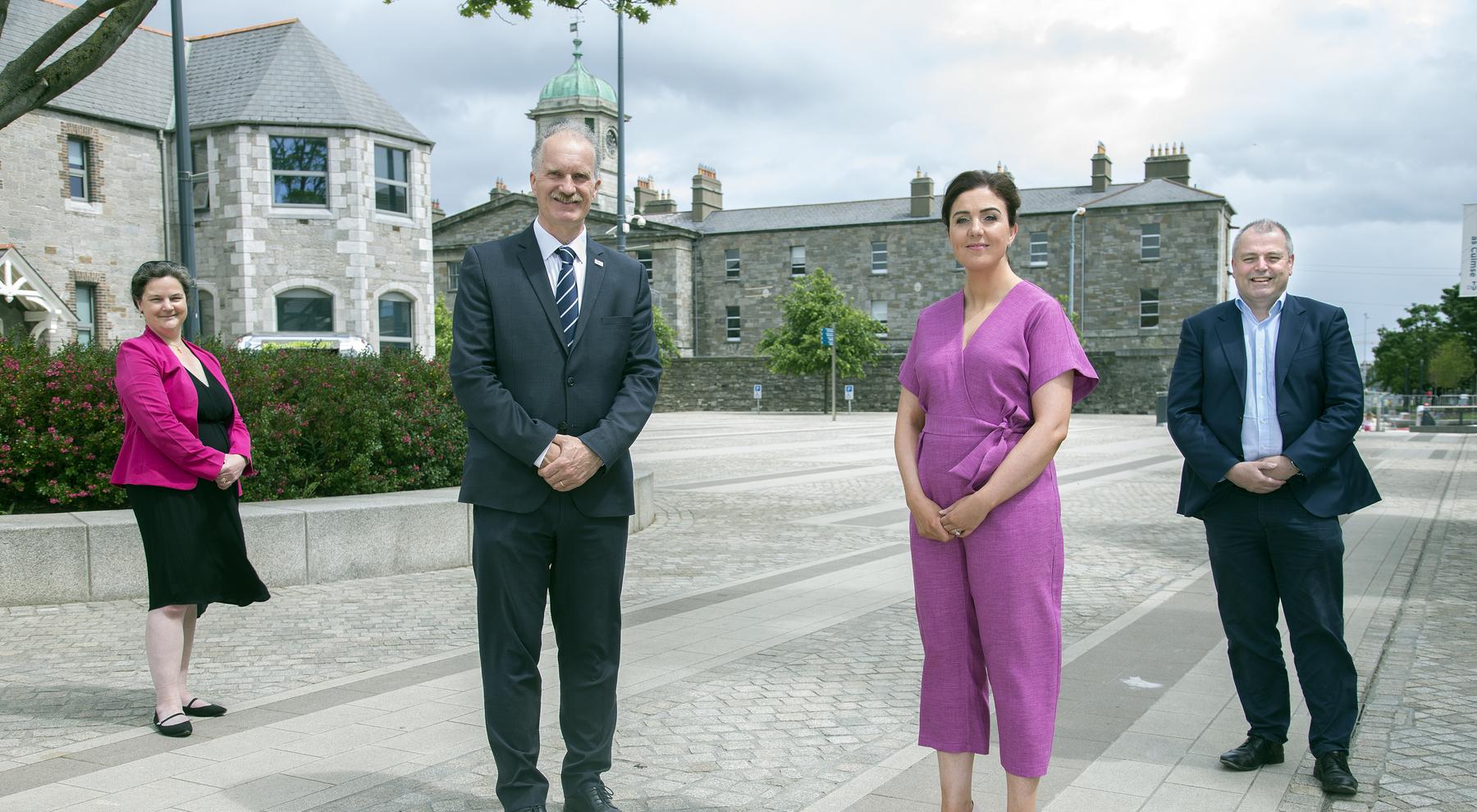 TU Dublin Kingspan Sponsorship Announcement_EN
