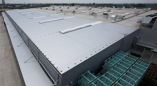 Peguform, strešné panely KS1000 FF, stenové panely KS1150 FR