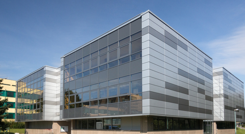 Ostrava, Czech Republic, Designwall Evolution, Designwall Matrix, Modular Facade Systems