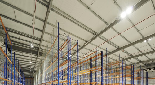 Kingspan Controlled Environments Project - ALDI GLDTHORPE UK Image