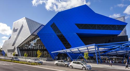 Case Study_Perth Arena