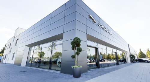 Evolution modular prefabricated facade system