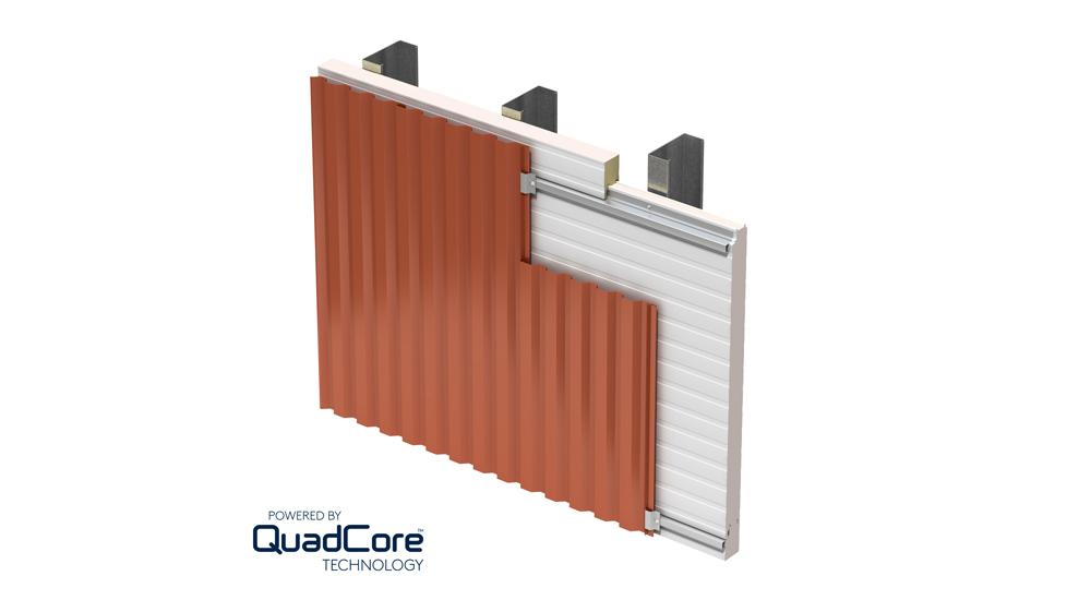 KarrierPanel H Quad Core Intermediate Support Render