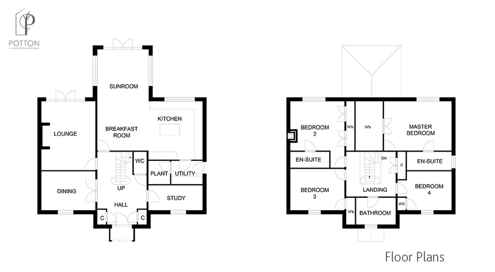 Self Build Homes Timber Frame Homes Sips Design Planning Build Potton