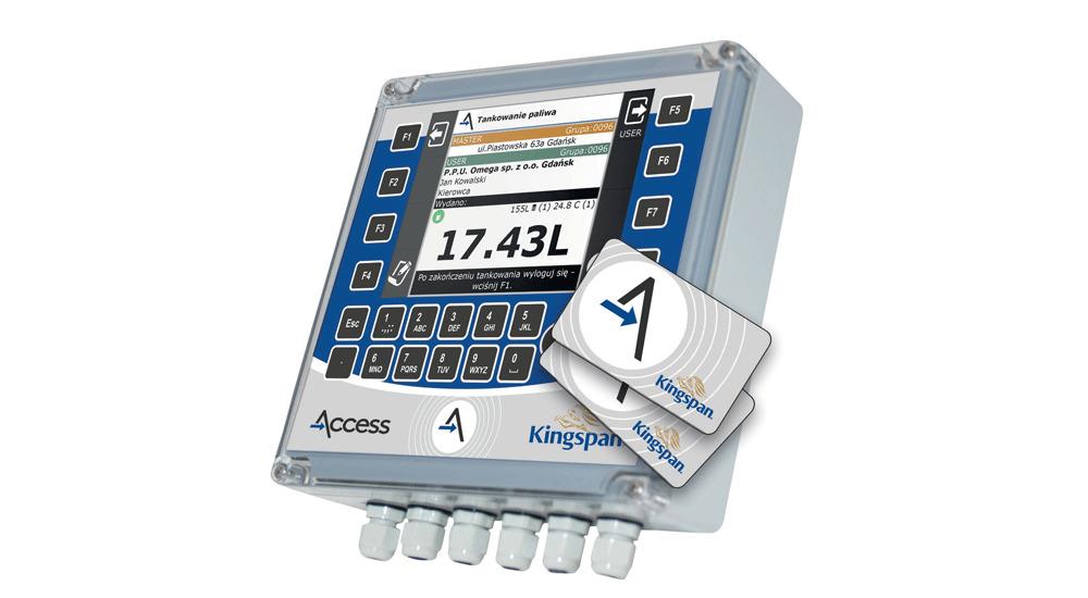 kingspan access panel advanced fuel management