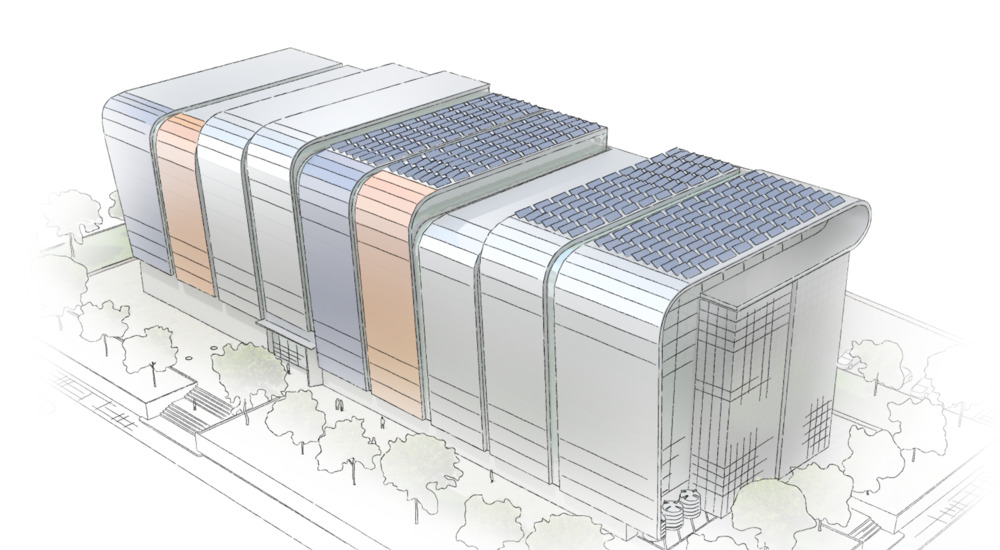 data centre sector
