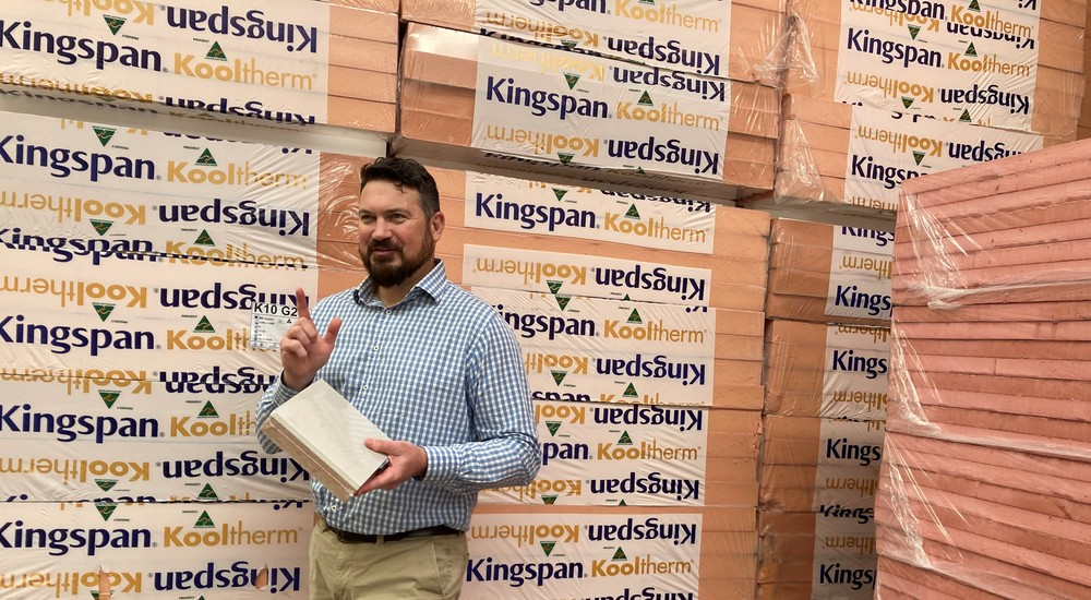 Craig Burr Kingspan