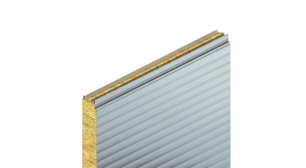 KS1000 FH, stenový izolačný panel, zateplenie fasády