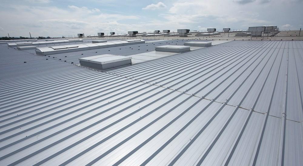 KS1000 FF, trapézový profil, střešní panel, zateplení střechy, izolační panel
