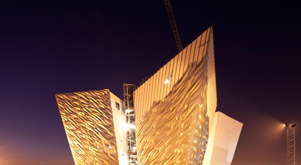 Titanic Belfast (hi res) - Credit Donal McCann Photography