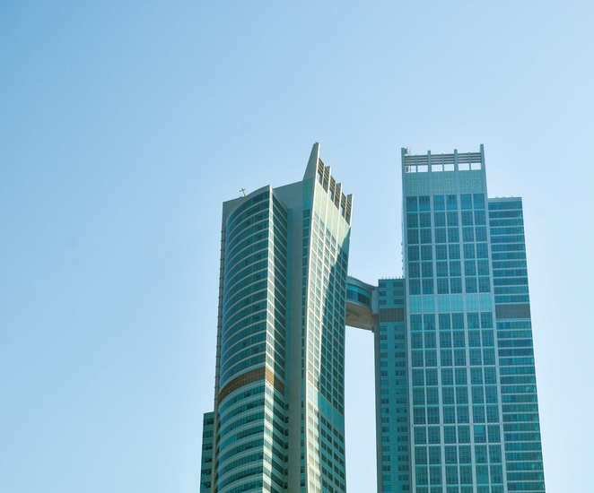 Nation Towers PalDuct PIR