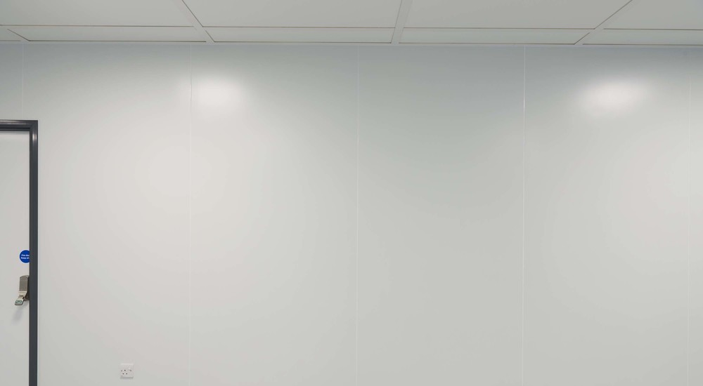 Kingspan Controlled Environments Wall and Ceiling ASPAR PHARMACEUTICALS UK Image