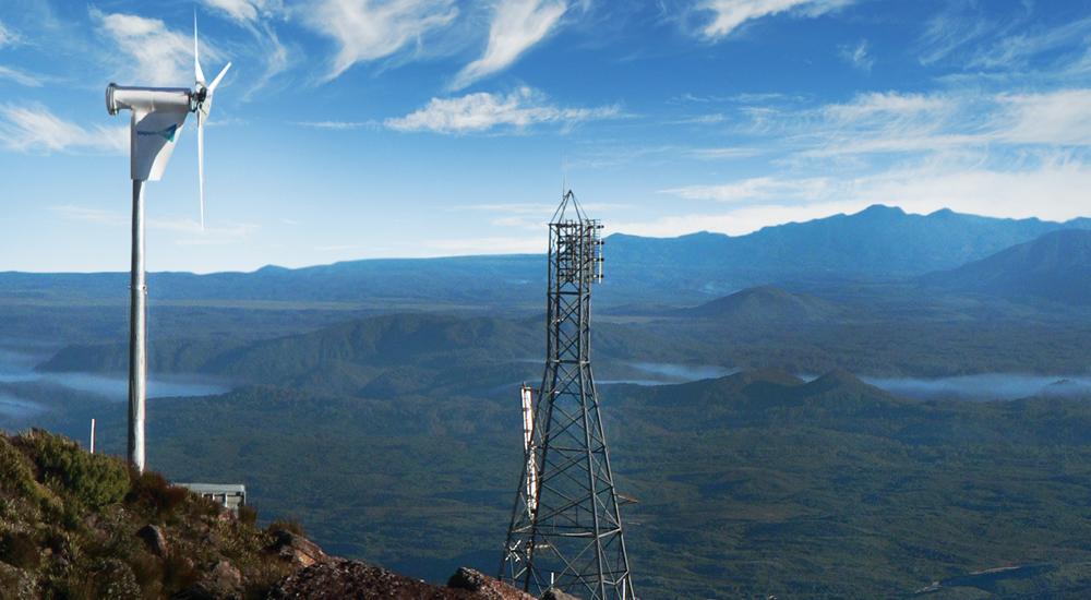 KW3, Telecom Installation
