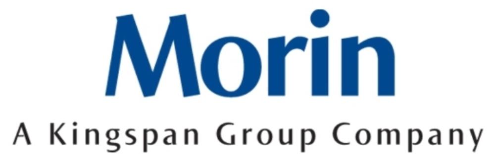 Morin A Kingspan Group Company Logo 749 x 246 pixels