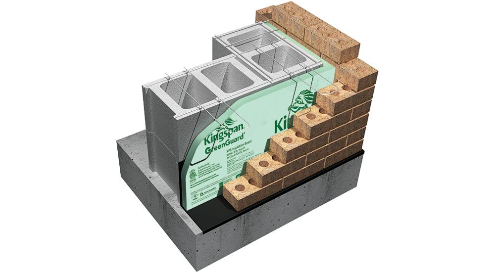 GreenGuard XPS Type-IV Insulation Board