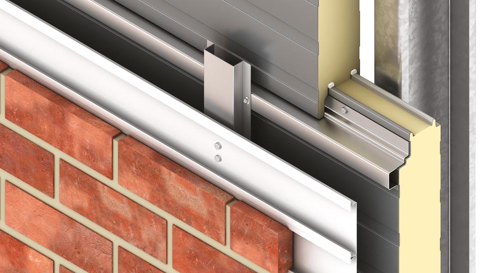 Thin Brick Façade System