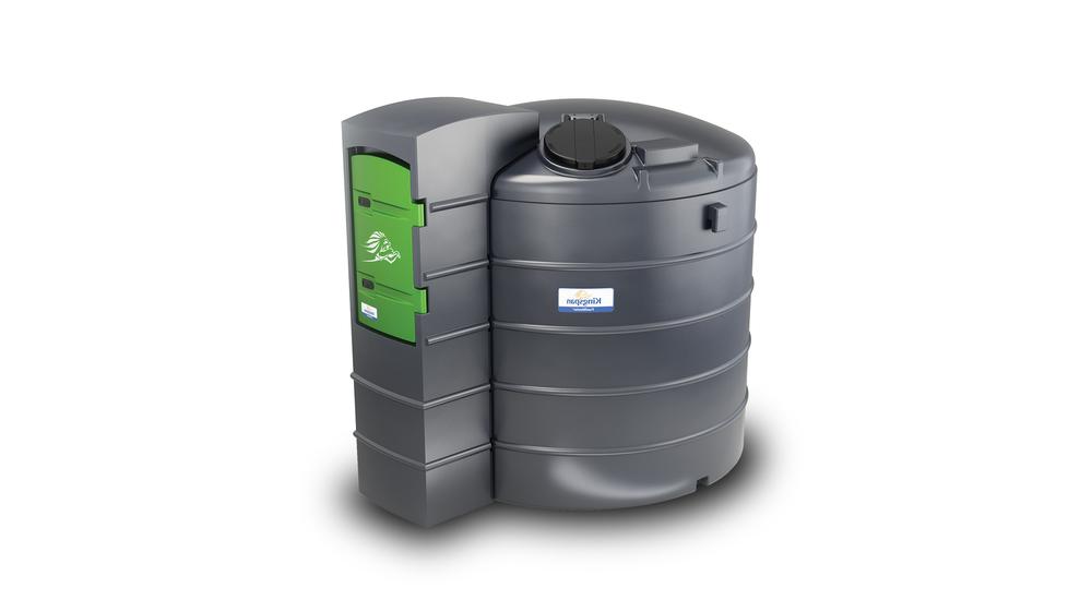 hoftankstelle Fuelmaster ® 2500 litres-dieseltank-réservoirs tion-KINGSPAN