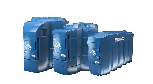 Ad Blue tanks