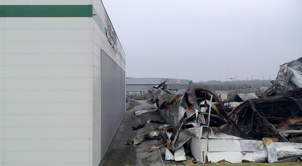Eagle Global Logistics fire case study_KS 1000 MR_UK