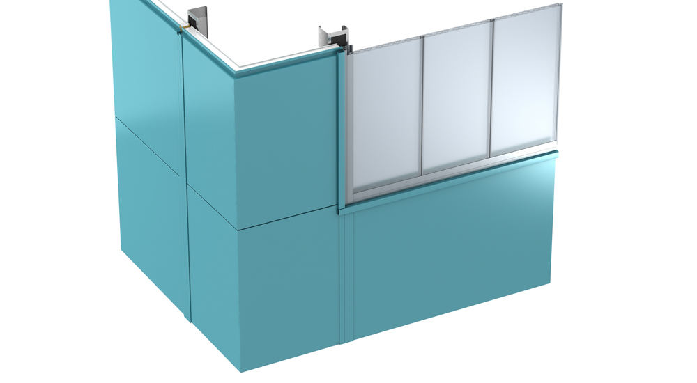Kingspan Insulated Panel Systems Flat Wall System Image