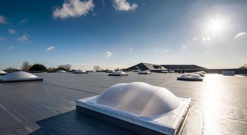 Kapture Skylight Dome