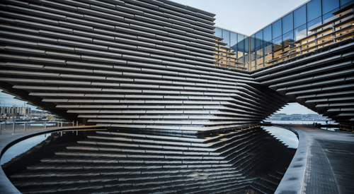 V&A Dundee Insulation & Access Floors