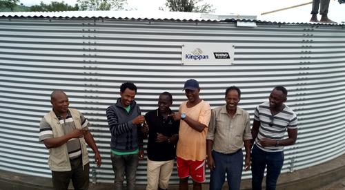 Rhino Water Tank CottonOn Uganda