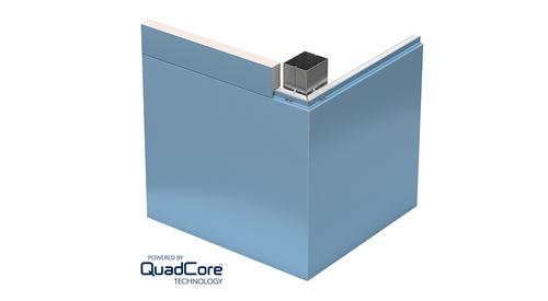Optimo® QuadCore Outside Corner