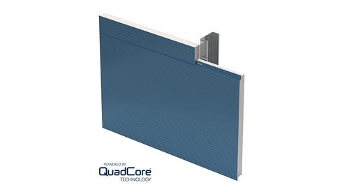 KS Micro-Rib QuadCore Intermediate Support