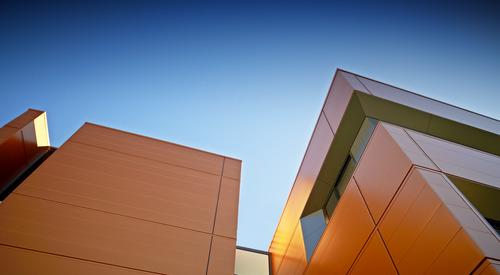 Designwall Evolution, Benchmark Kingspan, architektonické fasádní systémy